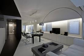 Comfy Kiev by Sweet Black And White Interior Design Of Room 407 By Panda
