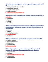 tutorial questions on entrepreneurship solution bus 475 final exam 100 questions with answers 5 set doc