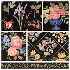 Botanical Rugs Hand Hooked Rugs Hand Hooked Area Rugs Claire Murray