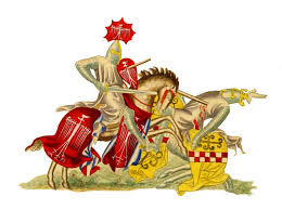 knight clipart medieval peasant pencil and in color knight