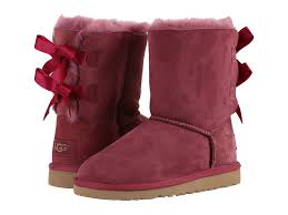 ugg youth bailey bow sale ugg shearling boots and slippers sheepskin