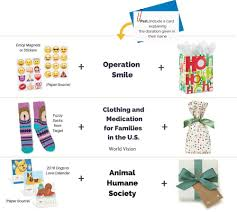 gifts to give the from the of honor simple gifts guide charity symmetry