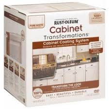 Rustoleum For Kitchen Cabinets by Rust Oleum Transformations Light Color Cabinet Kit 9 Piece
