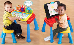vtech activity table deluxe 33 99 reg 55 vtech touch and learn activity desk free shipping
