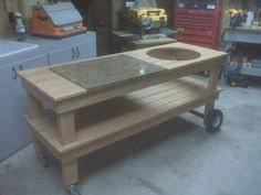 xl big green egg table plans pdf big green egg table absolutely love this table outdoor space