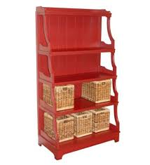 French Country Bookshelf Red Billy Bookcase Red Shelves Bookshelf Wf International