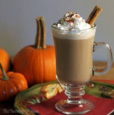 cooker maple pumpkin spice lattes