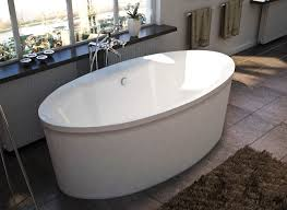 Free Standing Jacuzzi Bathtub Atlantis Tubs 3468sa Suisse 34 X 68 X 24 Inch Freestanding