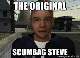 Scumbag Meme Generator - the original scumbag steve eric sparrow meme generator