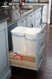 kitchen cabinet waste bins kitchen creative kitchen cupboard waste bins 8 lovely kitchen