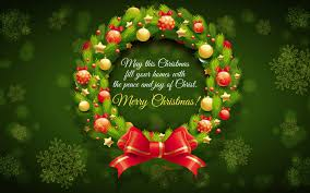 wishing someone a merry merry happy new year