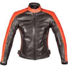 motor leather jacket spada ladies motorcycle leather jacket turismo black autumn sun