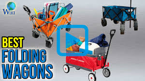Radio Flyer Wagons Used How To Tell Age Top 8 Folding Wagons Of 2017 Video Review
