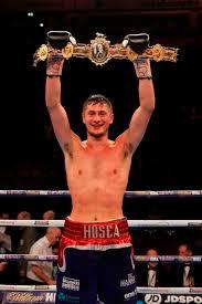 Light Heavyweight Champion Hosea Burton New British Light Heavyweight Champion U2013 British
