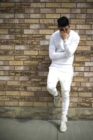 all white casual 15 ideal white ideas for for handsome look