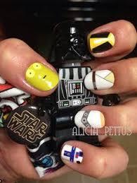 star wars lightsaber nail art pinterest star wars lightsaber
