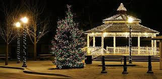 Heritage Park Christmas Lights Heritage Park Christmas Lights Christmas Tree Eagle Id