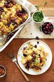 easy stuffing recipes for thanksgiving vegan cornbread stuffing minimalist baker recipes