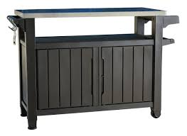 Kitchen Island Buffet Outdoor Kitchen Island Cabinet Prep Table Unity Bbq Buffet Serving