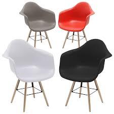 Esszimmer Stuehle Retro Sessel Regie Schalenstuhl Pop Art Deco Esszimmer Stuhl