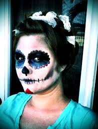 Skeleton Face Painting For Halloween by How To How To Do Skeleton Makeup Beautiful Makeup Ideas And