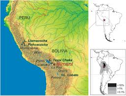 Peru South America Map by Pb Pollution From Leaded Gasoline In South America In The Context
