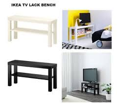 ikea bench ikea lack tv bench stand with shelf brand new 2 color fast free