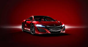 acura supercar 2017 2017 acura nsx start of production in ohio
