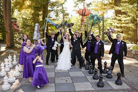 wedding arches target this world of warcraft wedding is what dreams are made of