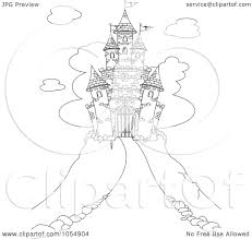 royalty free vector clip art illustration of a coloring page