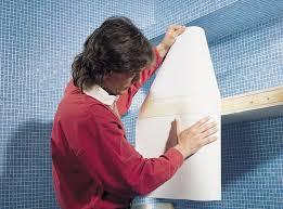 lino mural cuisine marvelous lino mural pour cuisine 4 indogate revetement sol salle de