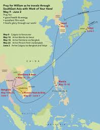 Southeast Asia Map by Prayer Map For Southeast Asia Trip U2013 William Knelsen