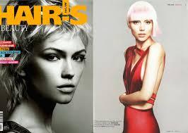 hairshow magazine claudia cataldo international national publication cataldo s salon
