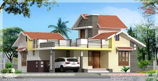 3 bedroom 1250 sq feet single floor house kerala house design idea