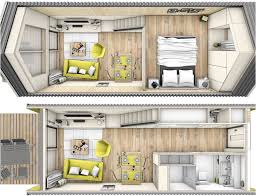 tiny plans tiny house heijmans one amsterdam floor plans humble homes kaf