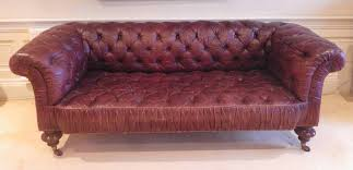 Victorian Chesterfield Sofa For Sale by Superb Victorian Leather Sofa Circa 1870 For Sale At 1stdibs