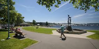 kirkland marina park outdoor project