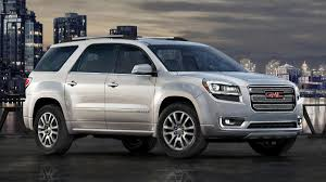 2013 gmc acadia denali review notes autoweek