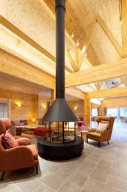 Log Cabin Home Interiors by 156 Best Log Cabins And Holiday Homes Images On Pinterest Log