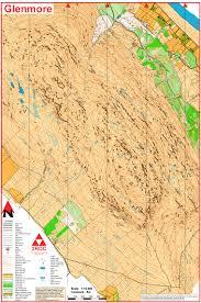 Map Ireland Orienteering Maps In Ireland