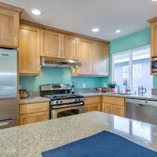 Teal Kitchen Cabinets Kitchen Teal Wall Design Pictures Remodel Decor And Ideas For