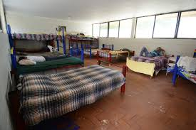 the home that comforts the soul of deportees by jesus pena you can bring your donations to the intersection