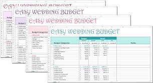 Wedding Budget Spreadsheet Template Boho Loves Savvy Spreadsheets Wedding Budget Speadsheets Free