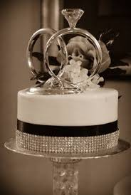 ring cake topper wedding ring cake topper cakes ideas