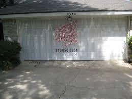 magic mesh garage door garage door screen sharp home design