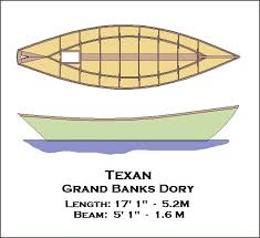Free Wooden Jon Boat Building Plans by Spira International Inc Texan Grand Banks Dory
