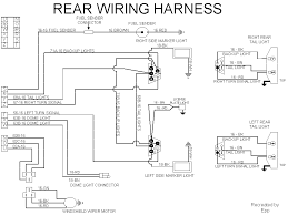 military trailer wiring harness diagram wiring diagrams for diy
