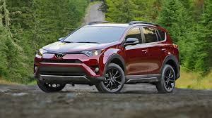 toyota lifted 2018 toyota rav4 adventure is just a little tougher just a little