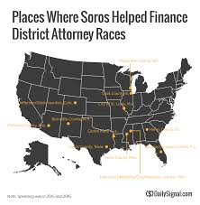 Chicago Police Beat Map by The U0027staggering U0027 Soros Campaign To Elect Prosecutors