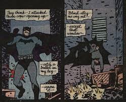 batman year one graphic novel review batman year one